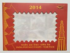 India 2014 Year Pack MNH Stamps