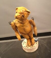 "Americana Folk Artist Debbee Thibault ""Tattered Teddy"" Ltd.Ed.87/2500"
