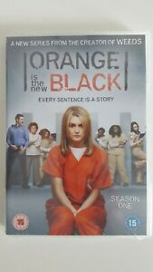 Orange Is The New Black - Season One First Series 1 DVD 2014 BRAND NEW SEALED
