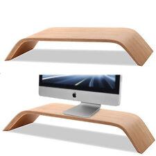 NEW Luxury Wooden Monitor Screen Platform Shelf Riser Stand for Apple iMac 5902