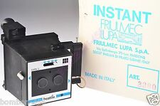BEATTIE LUPA 2 INSTANT 2 LENS DOCUMENTATION, ID CAMERA. TESTED. NEW. **NO BACK**