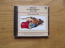 Orkest de Volharding, 1972-1992: Trajekten (Rare CD, Original 1992 NM Classics)