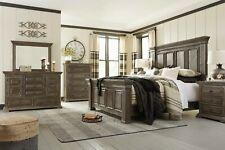 Ashley Furniture Wyndahl Queen Panel 6 Piece Bedroom Set