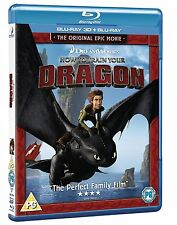 HOW TO TRAIN YOUR DRAGON 3D - BLU-RAY FILM