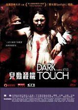 """Marina de Van """"Dark Touch"""" Marcella Plunkett Horror HK Version Region 3 DVD"""