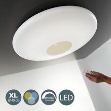 LED Deckenleuchte dimmbar Nachtlicht Farbwechsel Fernbedienung Ø 42cm Flurlampe