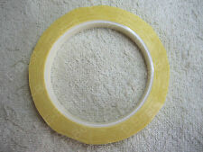 New listing 2pcs 8mm*66m High Temp Resistant Insulation Adhesive Tape Transformer Coil Wrap