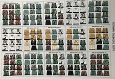 PDF FILE FOR UNLIMITED PRINTING 180 stickers german soldiers - SIZE - lego torso