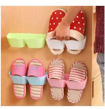 Range-chaussures supports maison pratique Créatif couleurs adhésif collant chaud