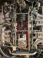RED 8MM PERFORMANCE IGNITION LEADS FITS JAGUAR DAIMLER V12 3 SERIES HE XJ12 XJ6