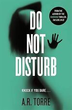 Do Not Disturb, Very Good Condition Book, Torre, Alessandra, ISBN 9781409154174