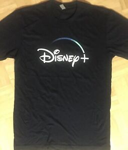 Disney+ Plus Cast Member Launch Team T-Shirt Small S New Rare