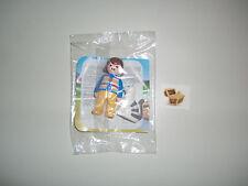 Playmobil 123 1 2 3 PROMO Give away mujer gato emb.orig