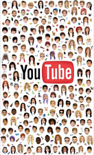 Youtubers Poster Youtube Rewind 2017 Vloggers New Updated Large A1 Xmas Gift