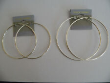 2 x Ohringe.Metal.Von Fashion Earrings