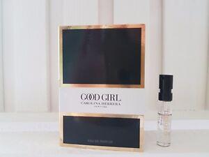 Carolina Herrera Good Girl Eau De Parfum Ladies Sample 1,5ml Vial Spray