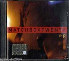 Matchbox Twenty. EP (2003) CD NUOVO SIGILLATO Crutch. All I Need. If You're Gone