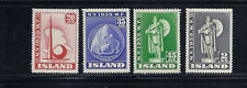 ICELAND 1939 New York World's Fair (Sc 213-16) VF MLH