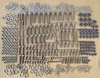 Metric 450+ piece Stainless Steel Bolts, Nuts & Washer Pack