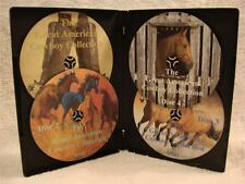 Great American Cowboy Collection 80 Western Audiobooks 4 MP3 DVDs Brand Grey