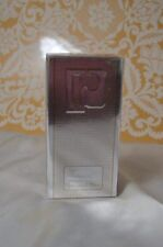 VTG PACO RABANNE ~ METAL PARFUM ~ .25 Oz 7.5ml Sealed w Cellophane NIB ~ RARE!