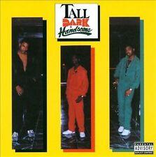 TALL DARK & HANDSOME cd Bronx B-Boy Records hip-hop