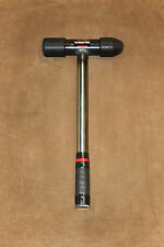 Metal Shaping Mallet with Delrin heads (Metal Handle)