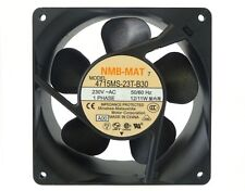 NMB-MAT Axiallüfter 4715MS Axial Fan Lüfter Ventilator 230V~ 12W 119x119x38 mm