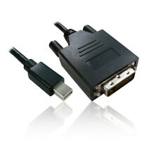 2m Mini DisplayPort Male to DVI-D Dual Link Male Adapter Convertor Cable