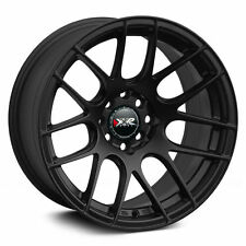 "19"" NEW XXR530 MATT BLACK NEW WHEELS ONLY XXR RIMS SKYLINE TOYOTA 86 FORD"