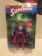DC Direct Superman Series Superman Articulated Action Figure, Sealed on Card
