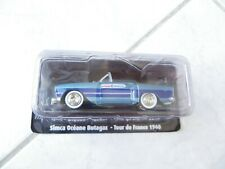 Simca Océane Butagaz Tour De France 1960 NOREV 1/43 Miniatura Sotto Blister