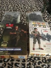 Military Action Figure Lot