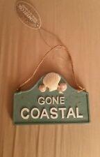 Gone Coastal Resin Plaque Ornament Midwest Cbk