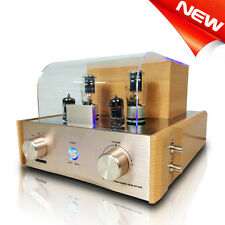 Solid State Valve Tube Amplifier Stereo HiFi Class A Integrated Power Audio Amp