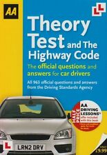 Driving Test Theory & Highway Code (Aa Driving Test),AA Publishing