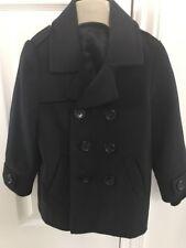Garçons babyk Navy Blue Duffle-coat 24-36 mois