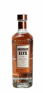 Absolut Elyx Single Estate Copper Crafted Vodka 0,7L (42,3%Vol) [Enthält Sulfit