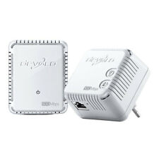 Devolo dLAN 500 Wlan WiFi Starter Set 500 Mbit/s WLAN Repeater Powerline LAN
