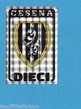 PANINI CALCIATORI 1985/86 -FIGURINA n.426- CESENA - SCUDETTO -Rec