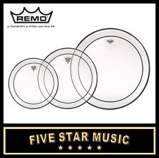Remo Pinstripe Clear Drumhead - 10 Inch - PS-0310-00