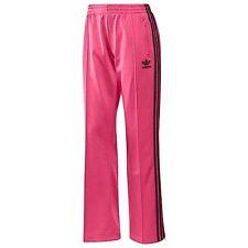 New Pink Adidas Originals Firebird Track Womens Pants Size M W67922