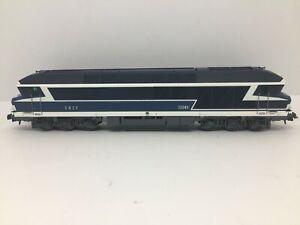 roco ho locomotive diesel SNCF CC 72000 réf. 73005 dcc sound
