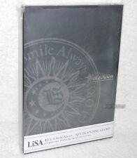 LiSA LiVE is Smile Always NEVER ENDiNG GLORY the MOON Taiwan Ltd 2-DVD+CD