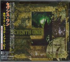 SEVENTH ONE-WHAT SHOULD NOT BE + 1 BNS-JAP-CD-power-tears of sahara-dreams fall