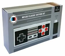 8bitdo Nes30 Classic Edition Set with Bluetooth Retro Receiver for NES Mini (nin