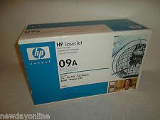 HP Black Toner Cartridge 09A 15K-Page Yield 5Si MX 8000 C3909A 5Si MX 8000dn NEW