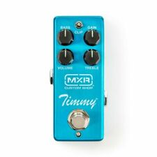 MXR CSP027 Timmy Overdrive Guitar Effects Mini Pedal