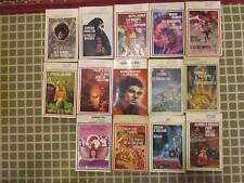Collection Galaxie bis 14 livres de poche Science Fiction