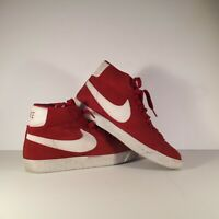 Nike Bright Red Mens shoes/sneakers size 7 Deadstock/Rare/Vintage 429988 601